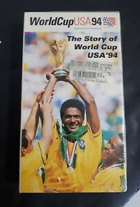 World-Cup-USA-94-The-Story-Including-Highlights-52-Matches-VHS-Tapes-1994-OOP
