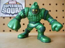 Marvel Super Hero Squad TITANIUM MAN Yellow Eyes from Iron Man Wave 1 Face Off