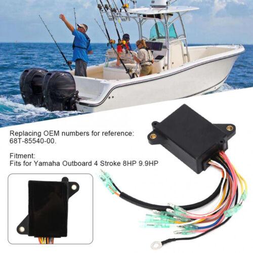 68T-85540-00 CDI Einheit Assy Fit für Yamaha Außenbordmotor 4 Stroke 8HP 9,9 H