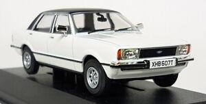 Vanguards-1-43-Scale-Ford-Cortina-MK4-2-0GL-Diamond-White-Diecast-Model-Car