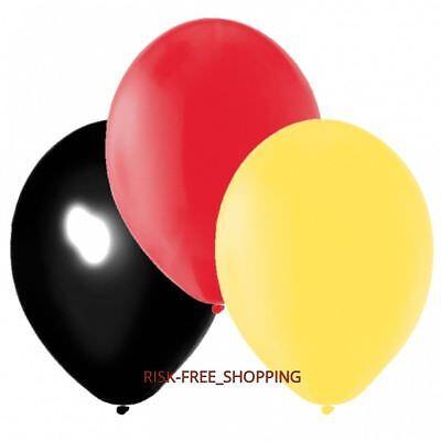 60 Street Party France Football White Blue Red Latex Balloons BALOONS UK FLAG NE