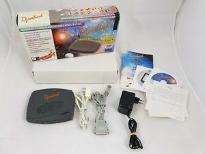 Dynalink V1456E-R2 56k 56.000 bps voice fax modem complete w/ box