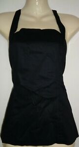 LINDY-BOP-NEW-SAMPLE-ROCKABILLY-50-039-s-STYLE-BLACK-HALTERNECK-TOP-SIZE-10