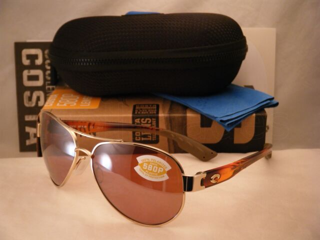 630c574a780 Costa Del Mar South Point Sunglasses 580p Polarized Rose Gold Light ...