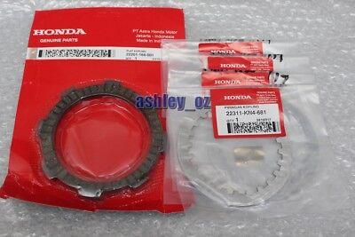 OEM Honda ATV ATC185 ATC200 TRX90 TRX125 200 ATC125 Disc Clutch Friction Plate