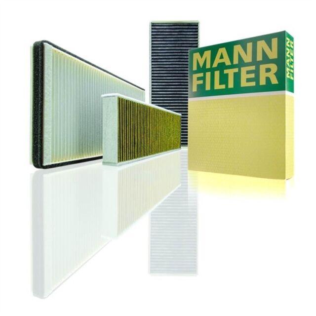 2 Mann Filtro Habitáculo Para BMW 3 Compacto E36 316 318 323+ Ti Tds G Desde