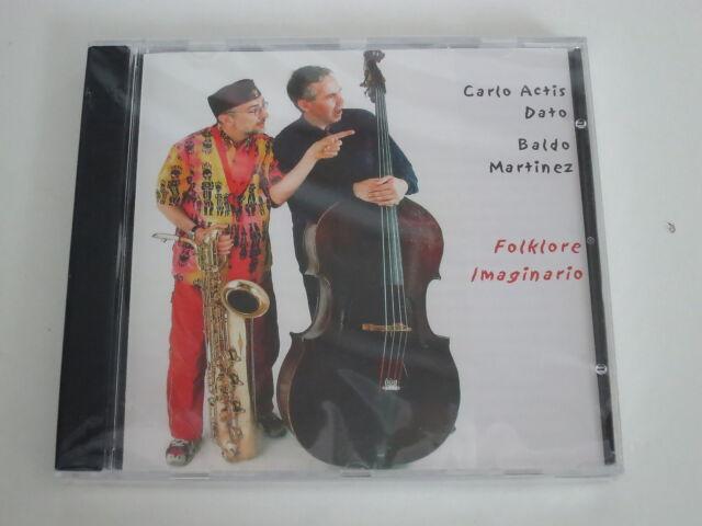 CARLO ACTIS & BALDO MARTINEZ/FOLKLORE IMAGINARIO(CD LR  437) CD ALBUM