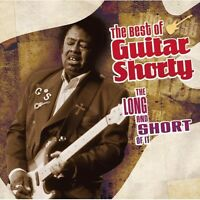 Guitar Shorty - Long & The Short Of It: The Best Of Guitar Shorty [new Cd] Rmst on Sale