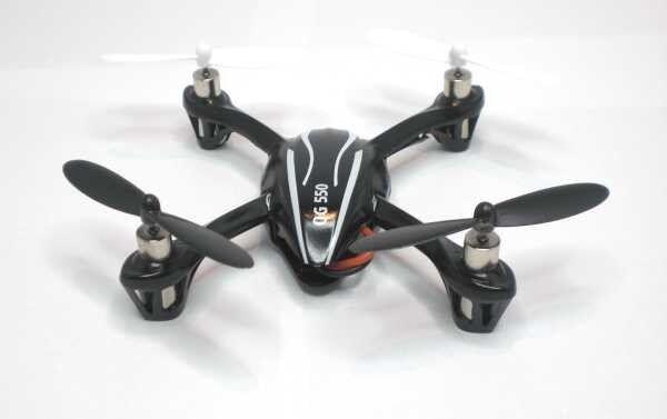 Quadricottero Radiocomandato Revell QG550  6 Assi 2.4Gh Clone H107 +3 Batterie