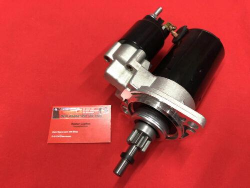 Anlasser 12V 0,95kW für VW Bus T3 1.9 -630 2.1 WBX Starter 9 Zähne NEU