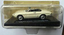 """DIE CAST """" ALFA ROMEO SPIDER 1600 DUETTO - 1966 """" 100 ANNI DELL' AUTOMOBILE"""