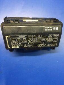 02 04 honda odyssey oem under hood fuse box w fuses \u0026 relays s0x Honda Odyssey Heater Control Valve