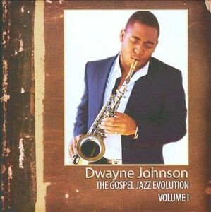 Johnson-Dwayne-Gospel-Jazz-Evolution-1-CD