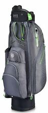 Bennington Cartbag QO 9 Lite Waterproof Farbe: Canon Grey/Laser Green