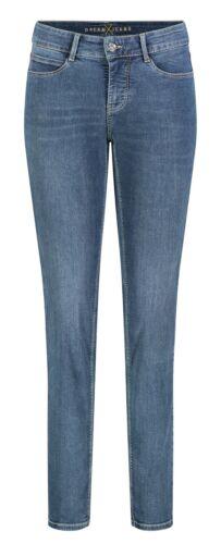 MAC DREAM blue authentic wash Damen Stretch Jeans 5401-90-0355L-D626