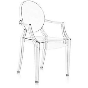 Sedia Design Kartell victoria ghost sedia kartell di