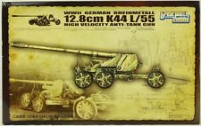 Great Wall Hobby 1:35 WWII Rheinmetall 12.8cm K44 L/55 Anti Tank Gun Kit #L3523