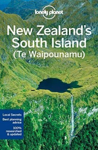 "1 of 1 - ""VERY GOOD"" Lonely Planet New Zealand's South Island (Travel Guide), Lonely Plan"
