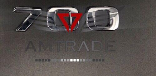 BRABUS 700 Style Chrome of emblems for Mercedes W463 W213 W212 W222 W464 Badge
