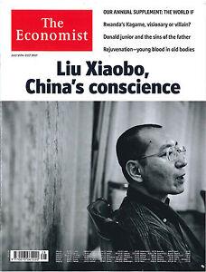 The-Economist-Magazin-Heft-28-2017-Liu-Xiaobo-wie-neu