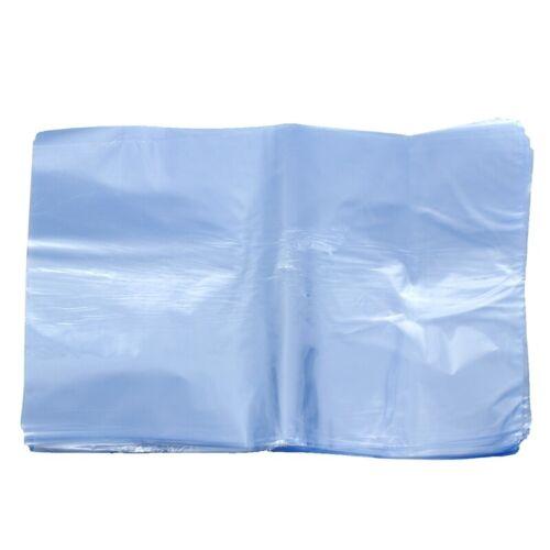 100Pcs Sacs d/'enveloppe de retrecissement de la chaleur de PVC Sceau plat Em 2jl