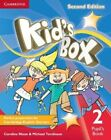 Kid's Box Level 2 Pupil's Book: Level 2 by Michael Tomlinson, Caroline Nixon (Paperback, 2014)