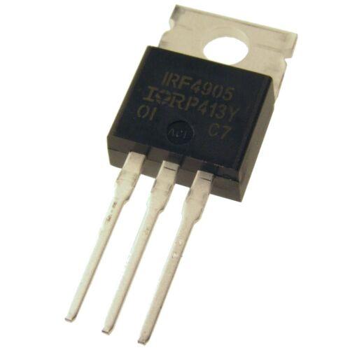 IRF4905 International Rectifier MOSFET Transistor 55V 74A 200W 0,02R 854041