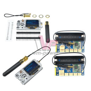 SX1276-ESP32-WiFi-Wireless-Bluetooth-Board-LoRa-Node-RFM95-Module-868MHz-915MHz