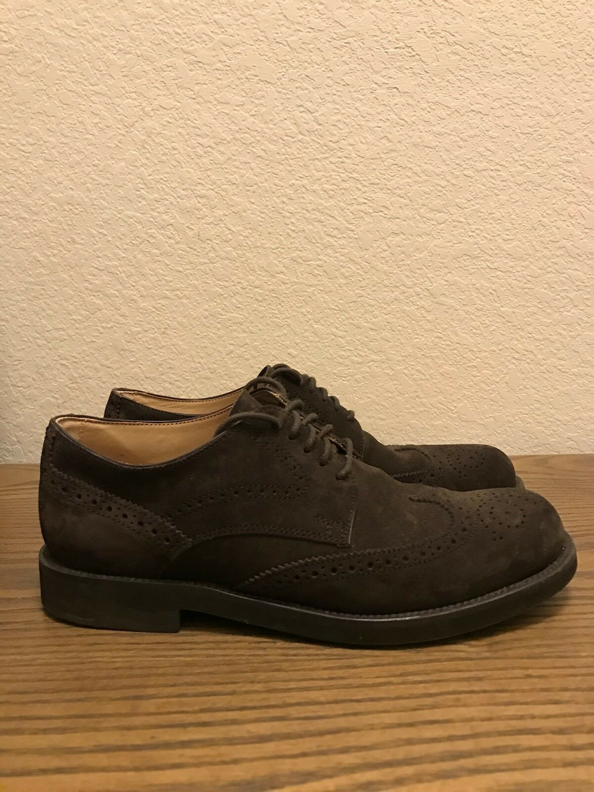 Uomo's Tods SHOES LACE-UP SHOES Tods IN SUEDE size 5.5 4007f5