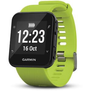 Garmin Forerunner 35 GPS Running Watch & Activity Tracker - Limelight (010-01689