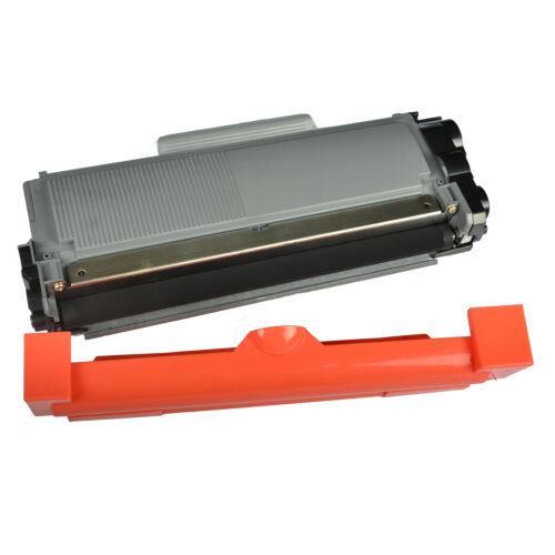 3 Pack TN-660 Black Toner Cartridge for Brother TN660 TN630 DCP-L2500D HL-L2300D
