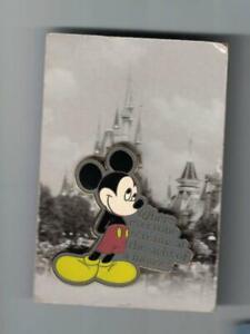 Disney-Where-Dreams-Come-True-Mickey-Mouse-Qoute-Pin-New-on-Card