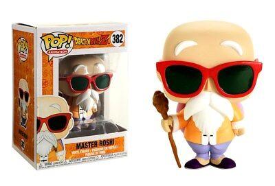 Animation 382 Master Roshi Genio Muten Dragon Ball Anime Funko POP