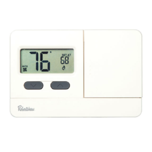 Robertshaw Economy RS2000 Series Digital Non-Programmable Thermostat RS2110