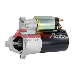 Image Is Loading Starter For Ford Explorer 97 10 Mustang 05