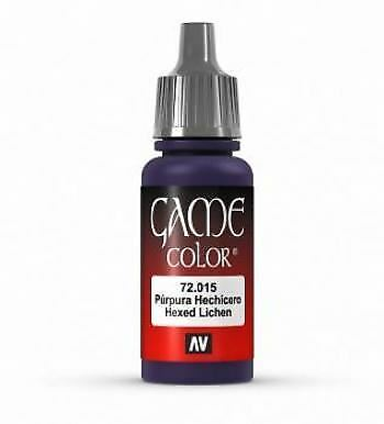 Vallejo Game Color 17ml Acrylic Paint 15 Hexed lichen