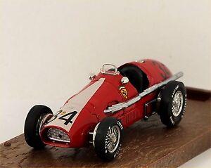 Brumm-Ferrari-500-F2-GP-Alemania-1953-Kurt-Adolf-Excelente-En-Caja-R167