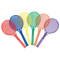 Junior Plastic Tennis Racquets
