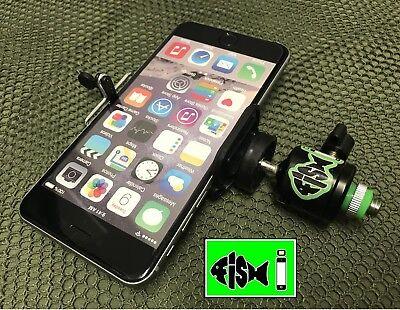 Molbile Phone Holder For Fishing Bankstick,Carp,pike,Perch Fish i And Led Light