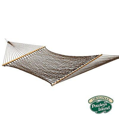 Walnut Sunnydaze Hammock Tie-On  Pillow 30-Inch Long x 12-Inch Wide