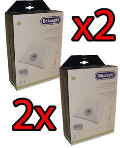 2x-DELONGHI-BOLSAS-DLS50-ESCOBA-TABATA-XL1040-XL1060-XL1072-XL1073-XL1063