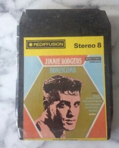 Jimmie-Rodgers-Honeycomb-8-Track-Cassette-Tape-Rare-Factory-Sealed