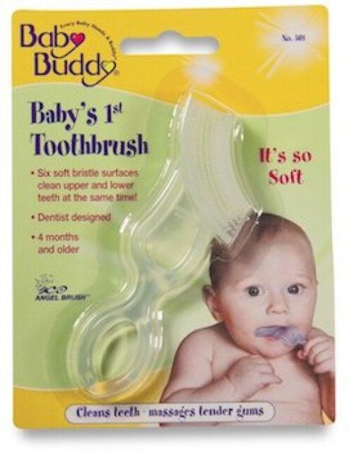 Baby Buddy Bambino Spazzolino Da Denti 1st 2ct (Cancella)
