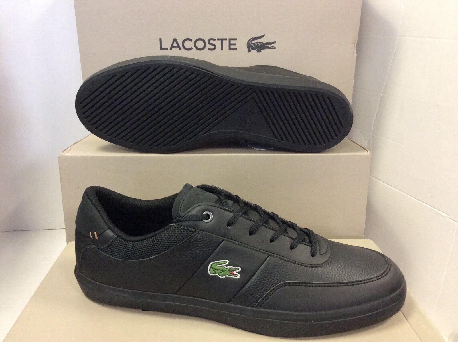 Lacoste Court-Master Para Hombre Zapatillas Zapatillas, Talla UK 7 EU 40.5 USA 8