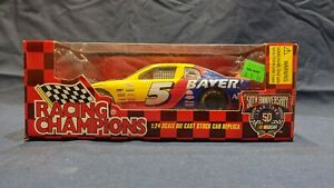 1998 Racing Champions - NASCAR 50th - Bayer - Terry Labonte - OPEN BOX
