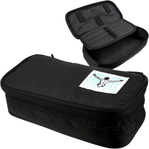 Federtasche Faulenzer Box Schlamperrolle Schlamperbox Etui Schlampermäppchen