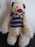 Oswald Sealy Plush Polar Pals Bear Benson Stuffed Animal Free Ship 14 Inches