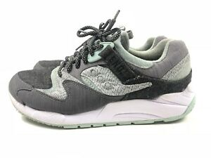 fe45a5ee0fa8 Image is loading END-x-Saucony-Grid-9000-White-Noise-Size-