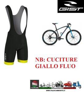 SALOPETTE-GIST-FLOW-GIALLO-FLUO-TAGLIA-S