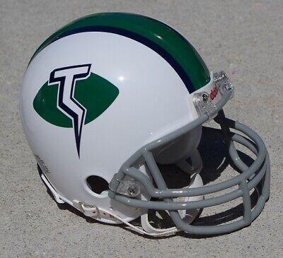 Portland Thunder WFL Riddell Custom Mini Helmet